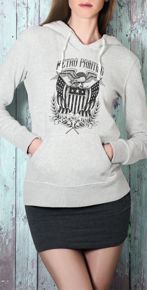 Metro Printing Sweatshirt